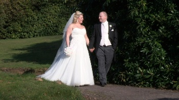 Amba and Neil Parker wedding picture