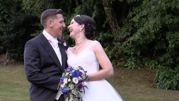 Ellie & Nathan's wedding videography by Cut Above Productions