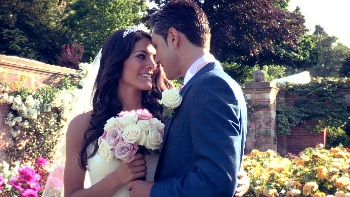 Sheena and Michele Wedding at Hever Castle