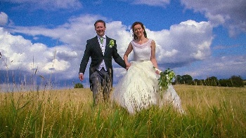 Wedding video of Emily and Crispin