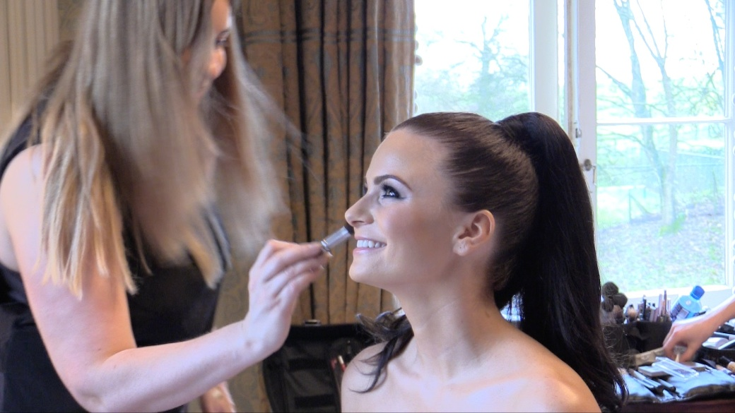 Filming Your Bridal Preparations