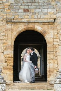 Emma and Tom at Penshurst Place