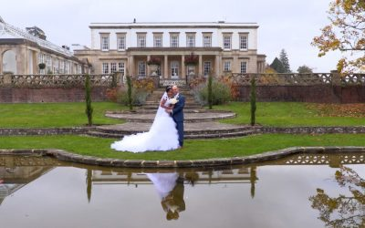 Rob & Rheema's Wedding at Buxted Park