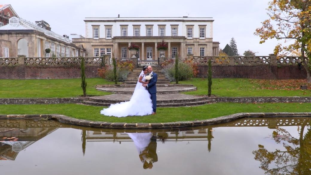 Rob & Rheema's Wedding at Buxted Park