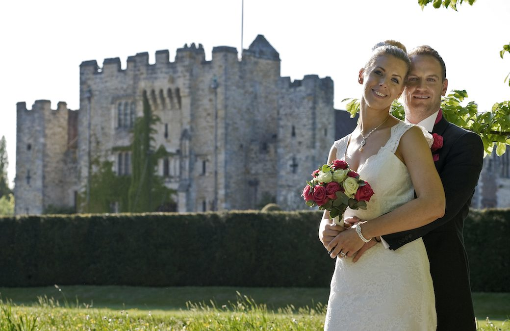 Stuart & Roz's Hever Castle Wedding Film