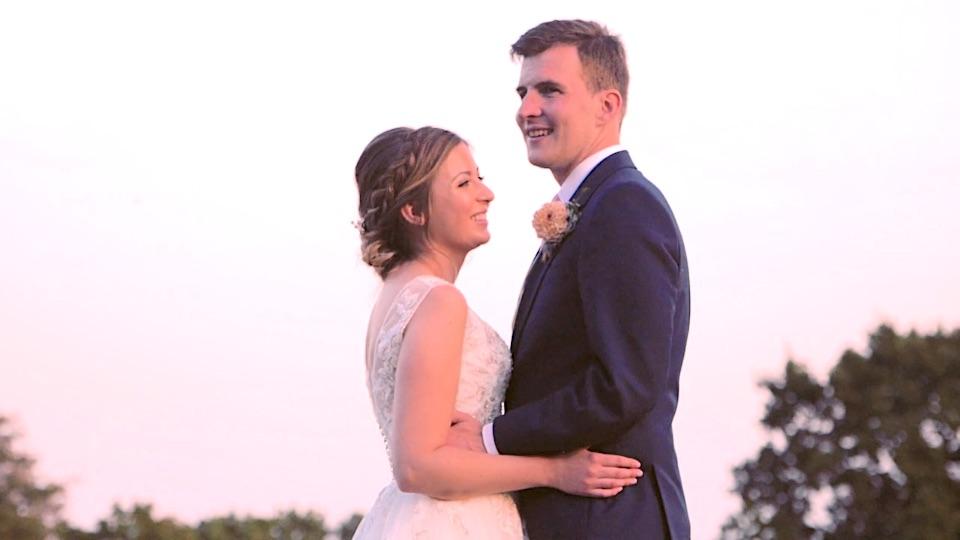 Alice and Tom wedding at Wadhurst Castle