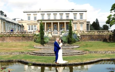 Buxted Park Hotel Wedding Film – Helen and David