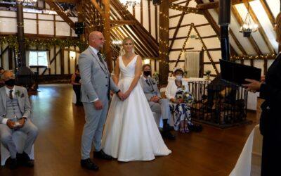 Beautiful wedding films for intimate weddings