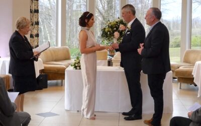 Filming a Surprise Wedding at The Spa Hotel, Tunbridge Wells